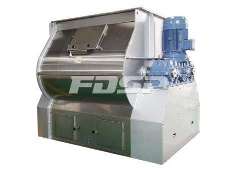 Misturador de alta eficiência com eixo duplo da série SHSJz