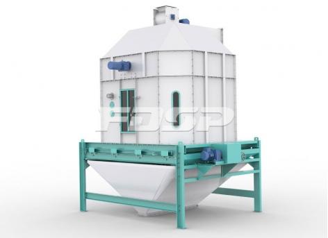 Refrigerador de contra-fluxo da série SKLN