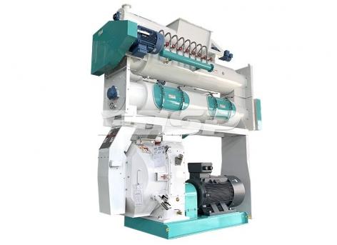 Máquina de pelotização de alimentação de alta qualidade SZLH520