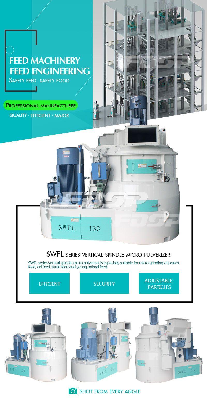 SWLF Series Vertical Pulverizer