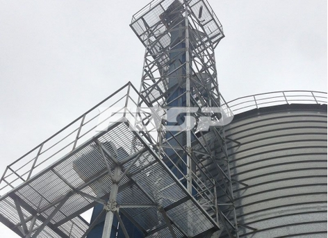 Torre de apoio