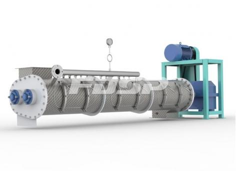 Condicionador de velocidade diferente de eixo duplo de granulador de pelotas de ração da Série STSZ (DDC)