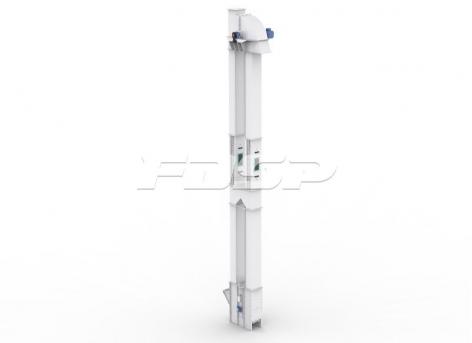 Elevador de moinho de ração série TDTG elevador de caçamba