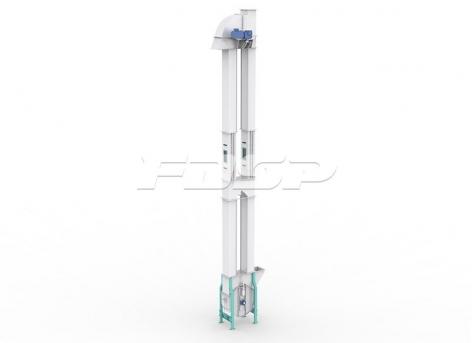 Elevador de caçamba auto-limpante da série TDTG (z)