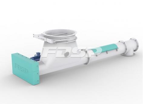 Transportador de parafuso da série TWLG