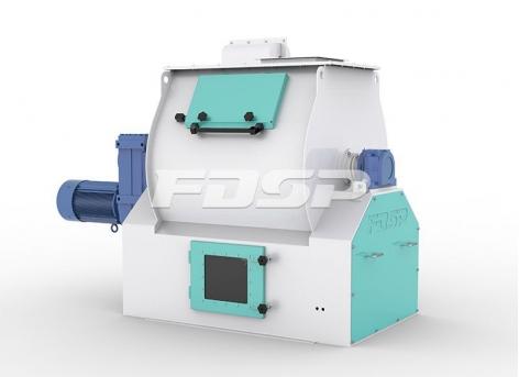 Misturador de pá de eixo único da série SDHJ