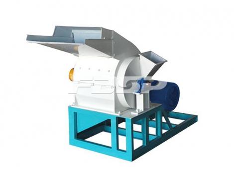 Máquina de corte e trituração da séri