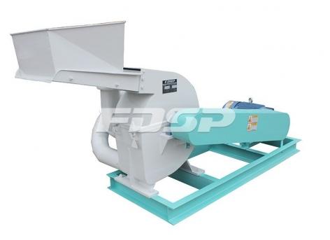 Triturador de palha da série MFSP50